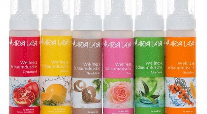 Arya Laya Wellness Schaumduschen