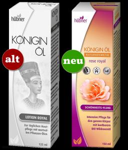 Hübner Königin-Öl
