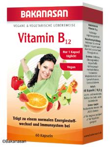 Bakanasan Vitamin B12