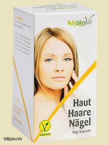 BjöloVit Haut-Haare-Nägel