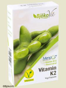 BjökoVit Vitamin K2
